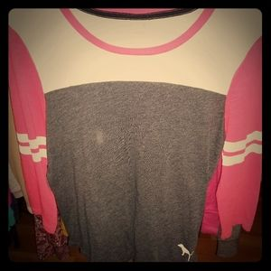 Sz small pink top